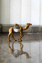 Camel statue Royalty Free Stock Photo