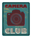 Camera Club abstract Stock Photos