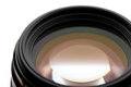 Camera lense close up macro Royalty Free Stock Photo
