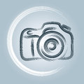 Royalty Free Stock Image Camera Logo
