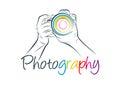 Camera Logo, Photography Conce...
