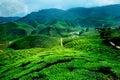 Vysočina malajzia