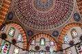 Camii Istanbul meczetowy indyczy yeni Zdjęcie Stock