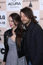 Camila Sodi,Diego Luna Royalty Free Stock Photos