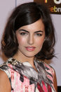 Camilla belle arriving premiere push mann village theater westood ca january Royalty Free Stock Photo