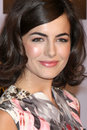 Camilla belle arriving premiere push mann village theater westood ca january Royalty Free Stock Photography