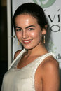 Camilla belle los angeles premiere fast food nation egyptian theater hollywood ca Stock Image