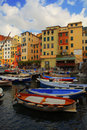 Camogli Royalty Free Stock Image