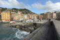 Camogli Stock Photography