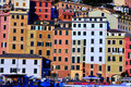 Camogli, Genoa, Italy Royalty Free Stock Images