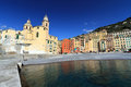 Camogli, Italy Stock Photo