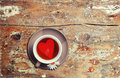 Camomile tea closeup Royalty Free Stock Photo
