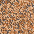 Camouflage cloth pattern Royalty Free Stock Photography