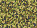 Camouflage fabric Royalty Free Stock Image