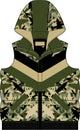 Camouflage Gilet
