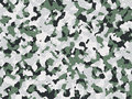 Camouflage green and black Royalty Free Stock Photo
