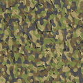 Camouflage material fabric Royalty Free Stock Image