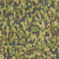 Camouflage material fabric Stock Photos