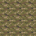 Camouflage Multi Seamless Tile Pattern Royalty Free Stock Photo