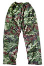 Camouflage pants Royalty Free Stock Photo