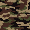 Camouflage pattern background. Classic clothing style masking camo repeat print.