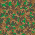 Camouflage pattern background.