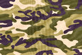 Camouflage pattern background or texture Royalty Free Stock Photo