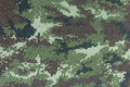 Camouflage pattern seamless for texture and background. Royalty Free Stock Photo