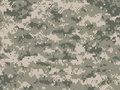 Camouflage pixels Royalty Free Stock Photo