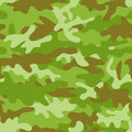 Camouflage seamless background Stock Photo