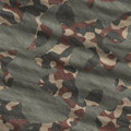 Camouflage seamless texture square illustration Stock Image