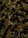 Camouflage texture Royalty Free Stock Photos