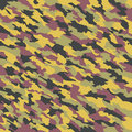 Camouflage texture 2 Royalty Free Stock Photography