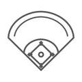 Camp diamond baseball sport