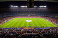 Camp Nou Stadium, Barcelona Royalty Free Stock Photos