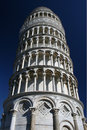 Campanile of Pisa Royalty Free Stock Photo