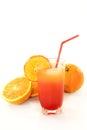 Campari Orange Royalty Free Stock Photo