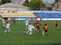 Campeonato dos sevens do rugby Fotos de Stock Royalty Free