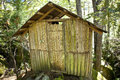 Camping Hut Chile Royalty Free Stock Photo