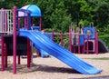 Campo de jogos de Children?s Imagens de Stock