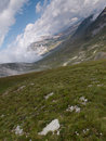 Campo Imperatore view Stock Photo