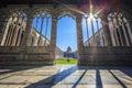 Campo Santo of Pisa Royalty Free Stock Photo