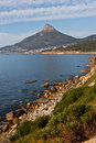 Camps Bay and Lions Head Cape Town South Africa Stock Image