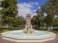 Campus of the University of Southern California Royalty Free Stock Photo