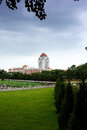Campus of xiamen university Royalty Free Stock Photography