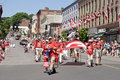 Canada Day Parade Stock Photos