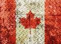 Canada flag Royalty Free Stock Photo