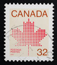 Canada stamp for postal service out of year canadian Stock Images