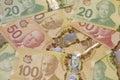 Canadian Dollar Currency/Bills