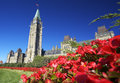 Canadian Parliament, Ottawa Royalty Free Stock Photo